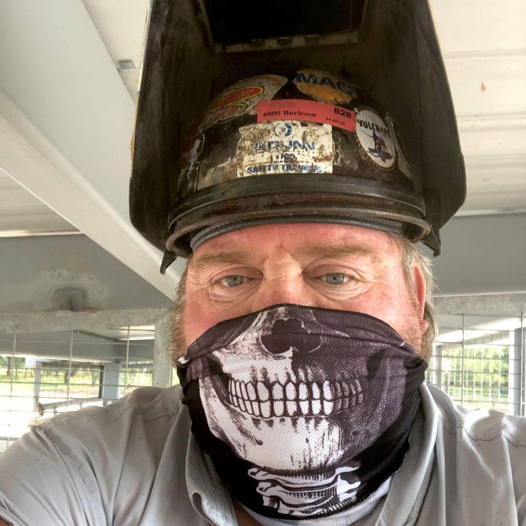 M S welding