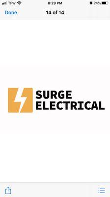 Avatar for Surge Electrical LLC