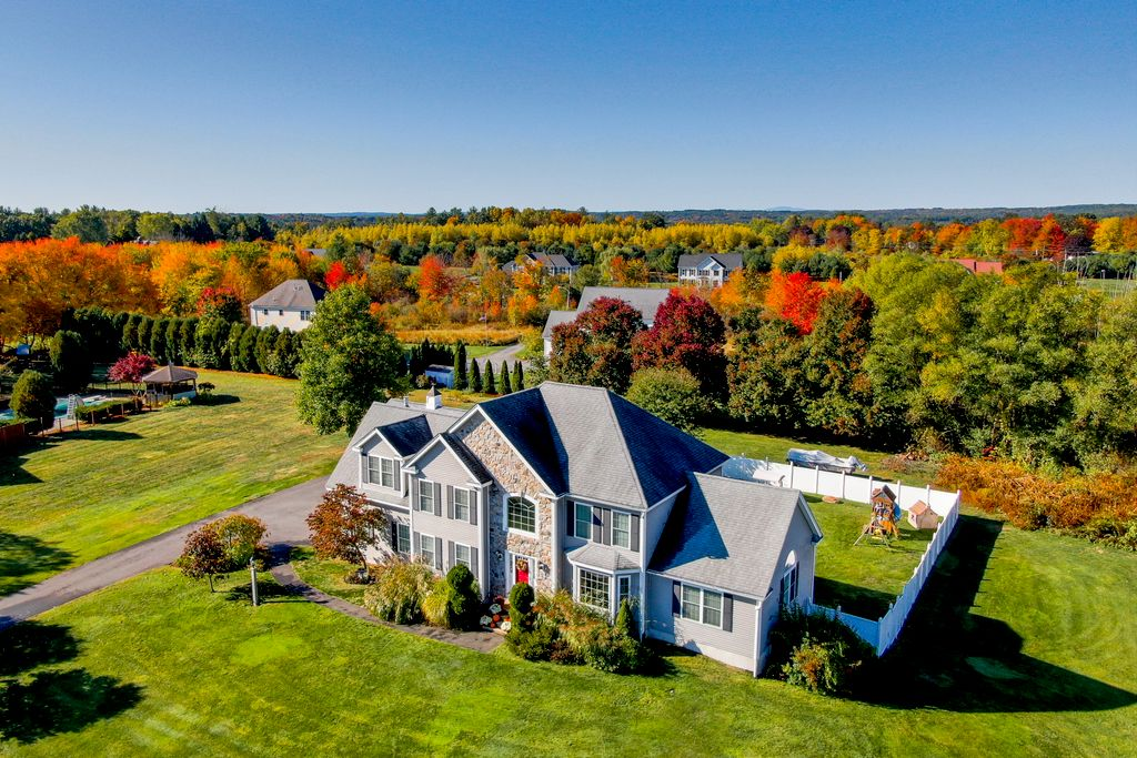 Residential Property with Aerial Photography