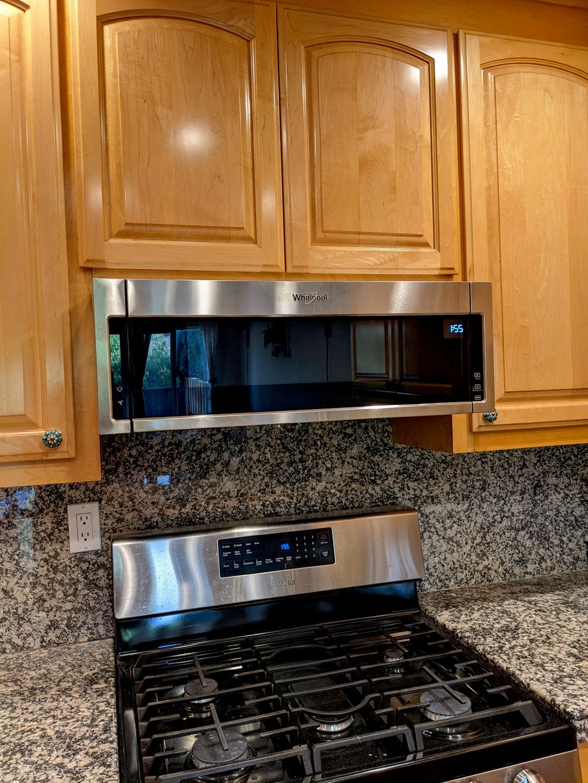 Appliance Installation - Fremont 2020