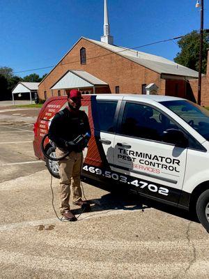 Avatar for Terminator Pest Control Services
