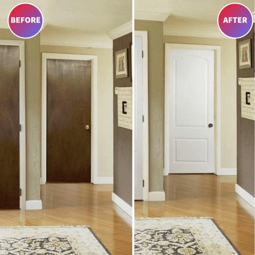 Hallway Door Replacement