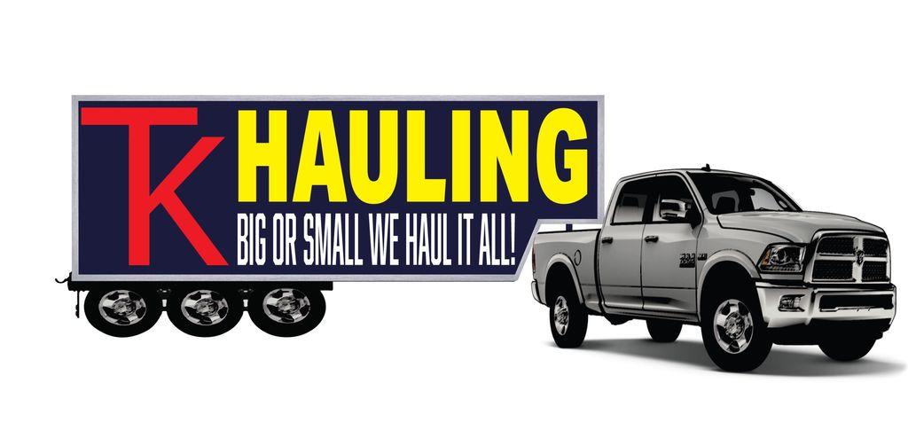 TK Hauling Inc