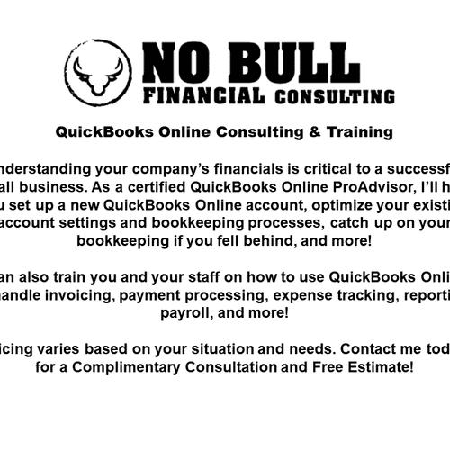 QuickBooks Consulting