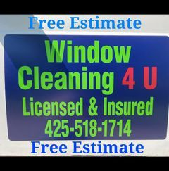 Avatar for Window Cleaning  4 U LLC