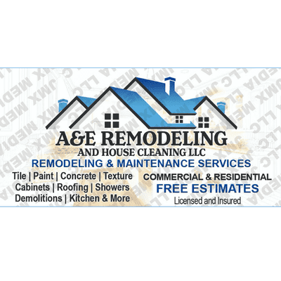 Avatar for A&E REMODELING AND HOUSECLEANING LLC