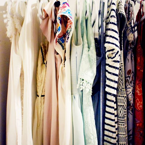 Clothing Organization. With The New. Home Organizing & Design.