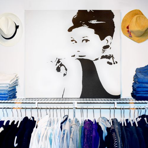 Closet Organization & Styling. With The New. Home Organizing & Design.