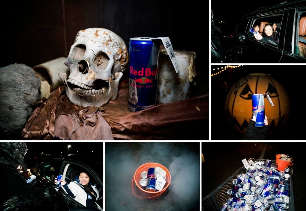 Product Photography for Red Bull
