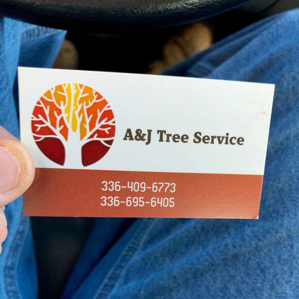 A&J tree service