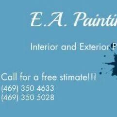 Avatar for E.A. Painting Co.