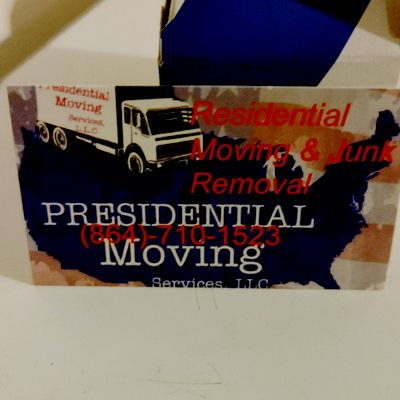 Avatar for Presidential Moving Services LLC