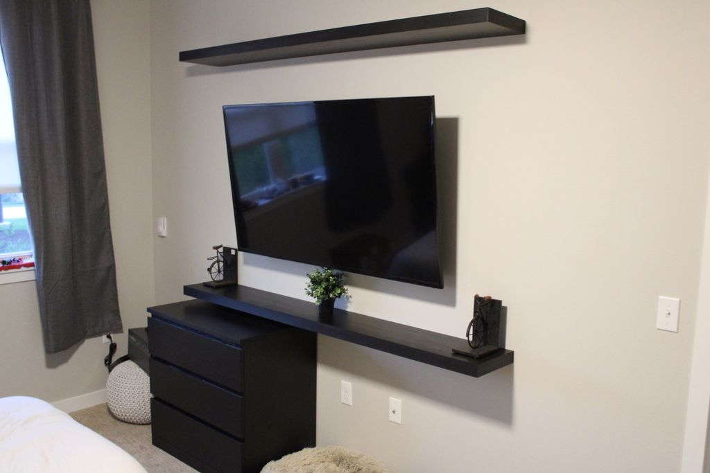 60 inch  Tv Mounting