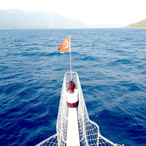 Boat ride, Samsung Galaxy S9+