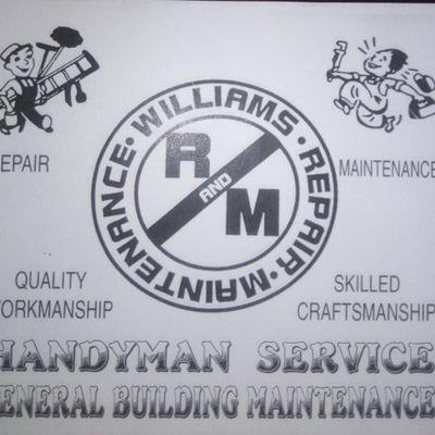 Avatar for Williams Building Repair&Maintenance/Consulting.