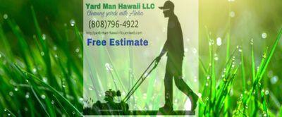Avatar for Yard Man Hawaii LLC
