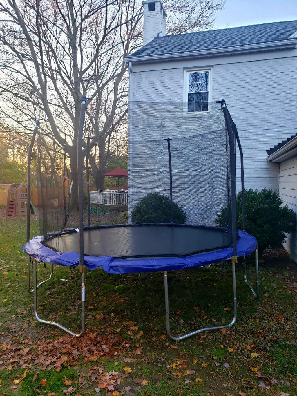 Out door trampoline