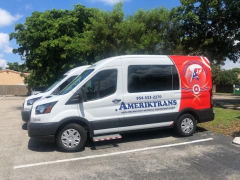 AmerikTrans inc has the solution for you. Our goal is to provide outstanding Ambulatory Transportation Service to everyone we serve.