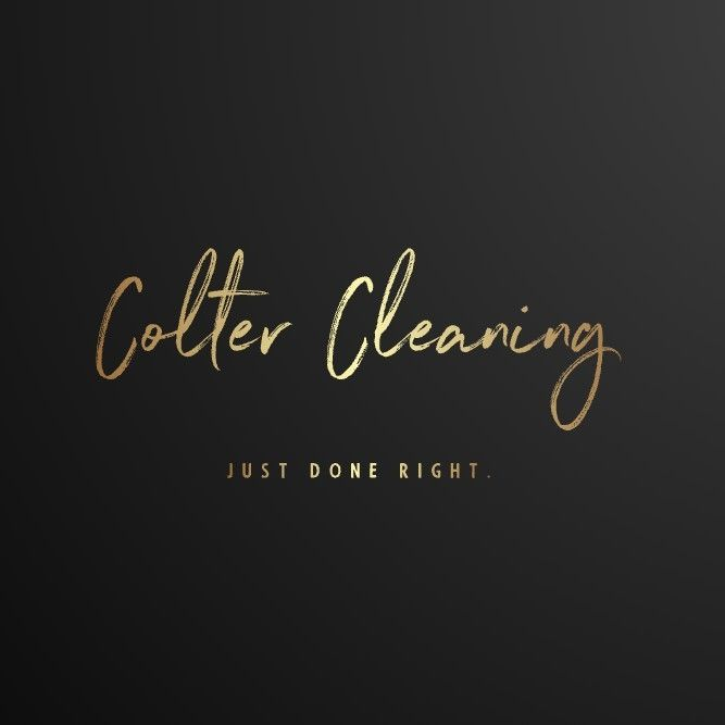 Colter cleaning
