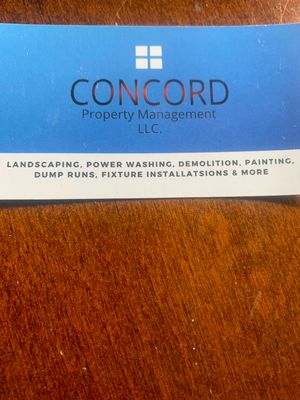 Avatar for Concord Property Management LLC.