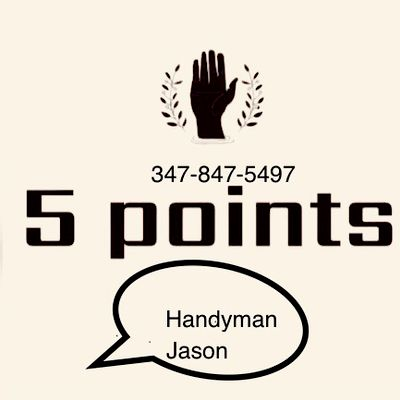 Avatar for 5 points handyman &junk removal services