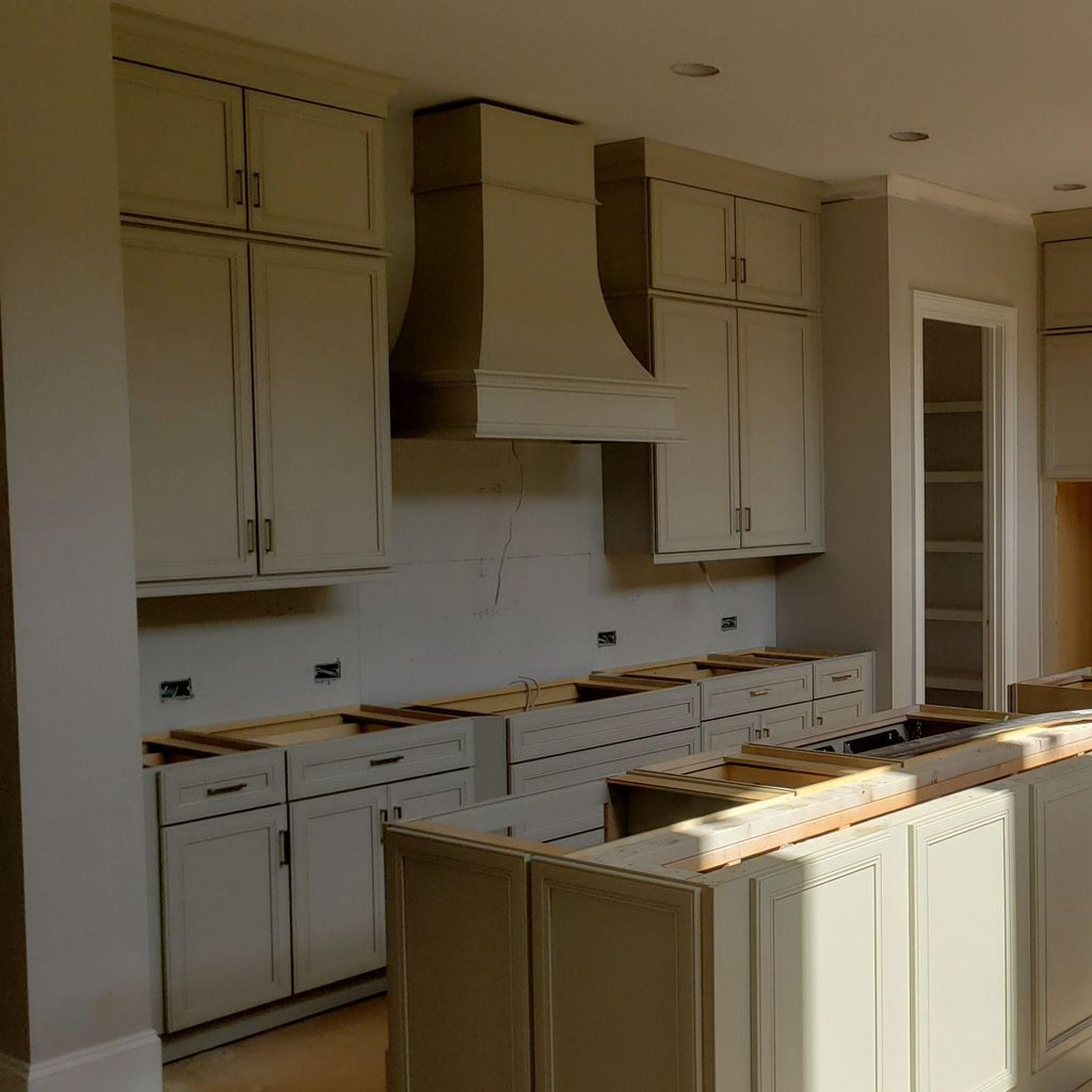 Imperial Cabinets Installation
