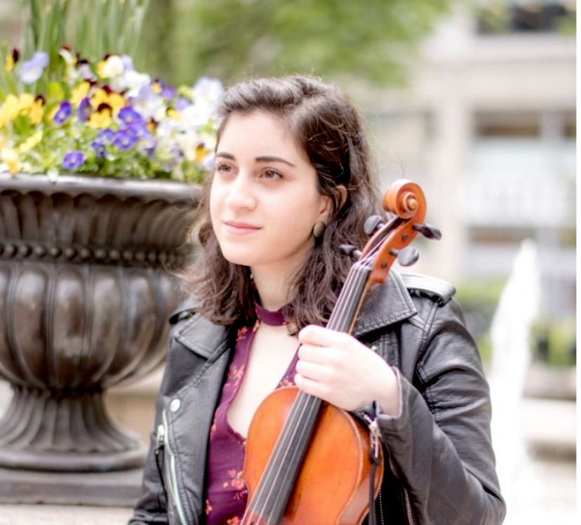 Violin/viola lessons