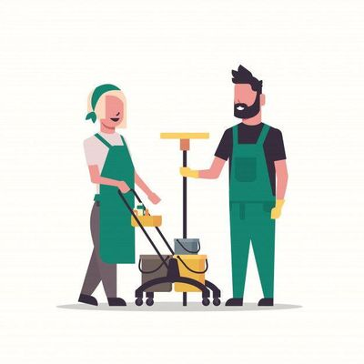 Avatar for Cleaner Couple