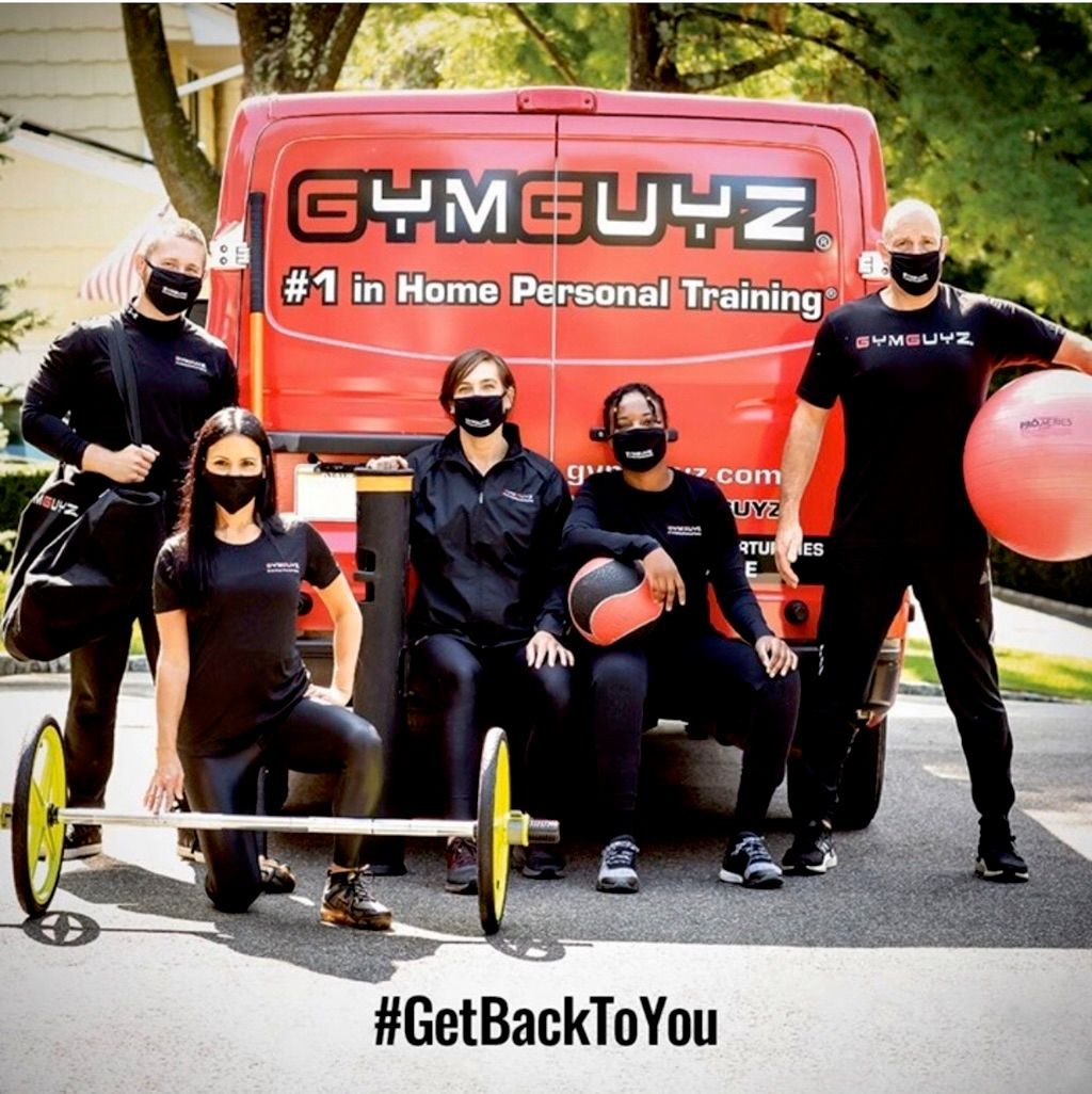 GYMGUYZ  Chicago - #1 in Home Personal Training