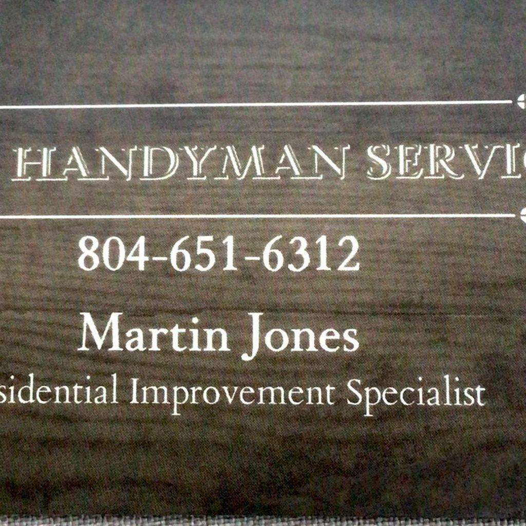 Jones handyman