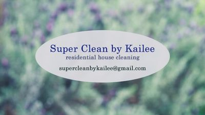 Avatar for Super Clean by Kailee