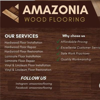 Avatar for Amazonia Flooring