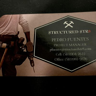Avatar for Structured Str8 Home Solutions LLC
