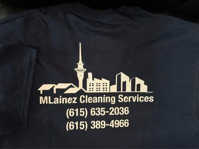 Avatar for Mlainez cleaning services 6156352036