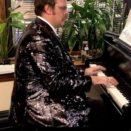 Liberace Outfit