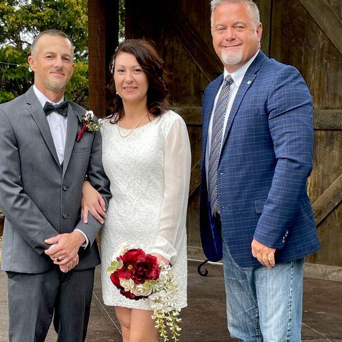 Olmsted/Blevins Wedding