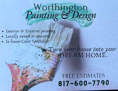 Avatar for Worthington Painting & Design
