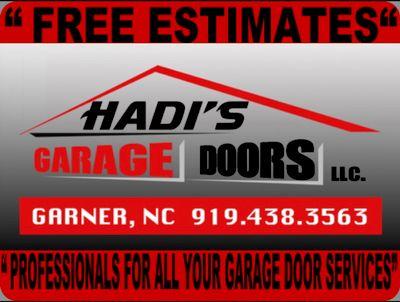 Avatar for Hadi's Garage Doors LLC