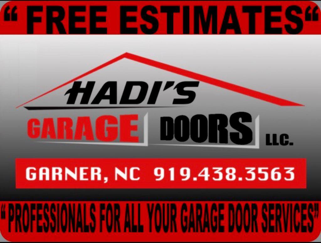 Hadi's Garage Doors LLC