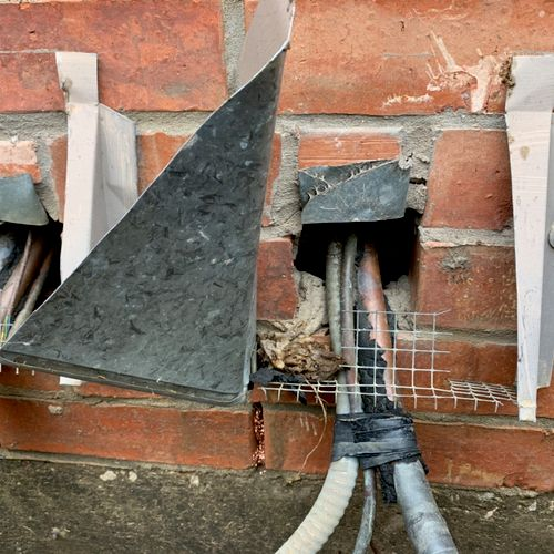 Another common way rodents can get in your attic