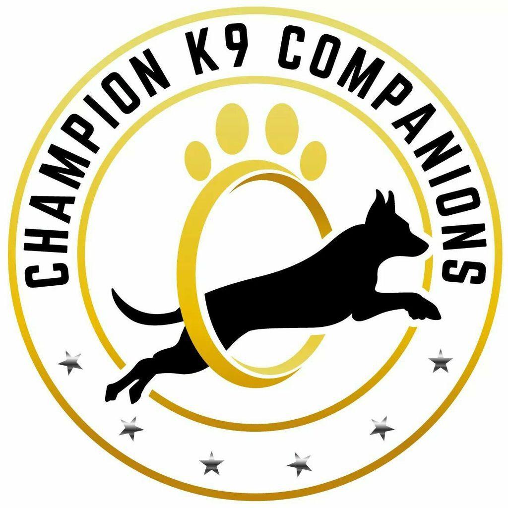 Champion K9 Companions