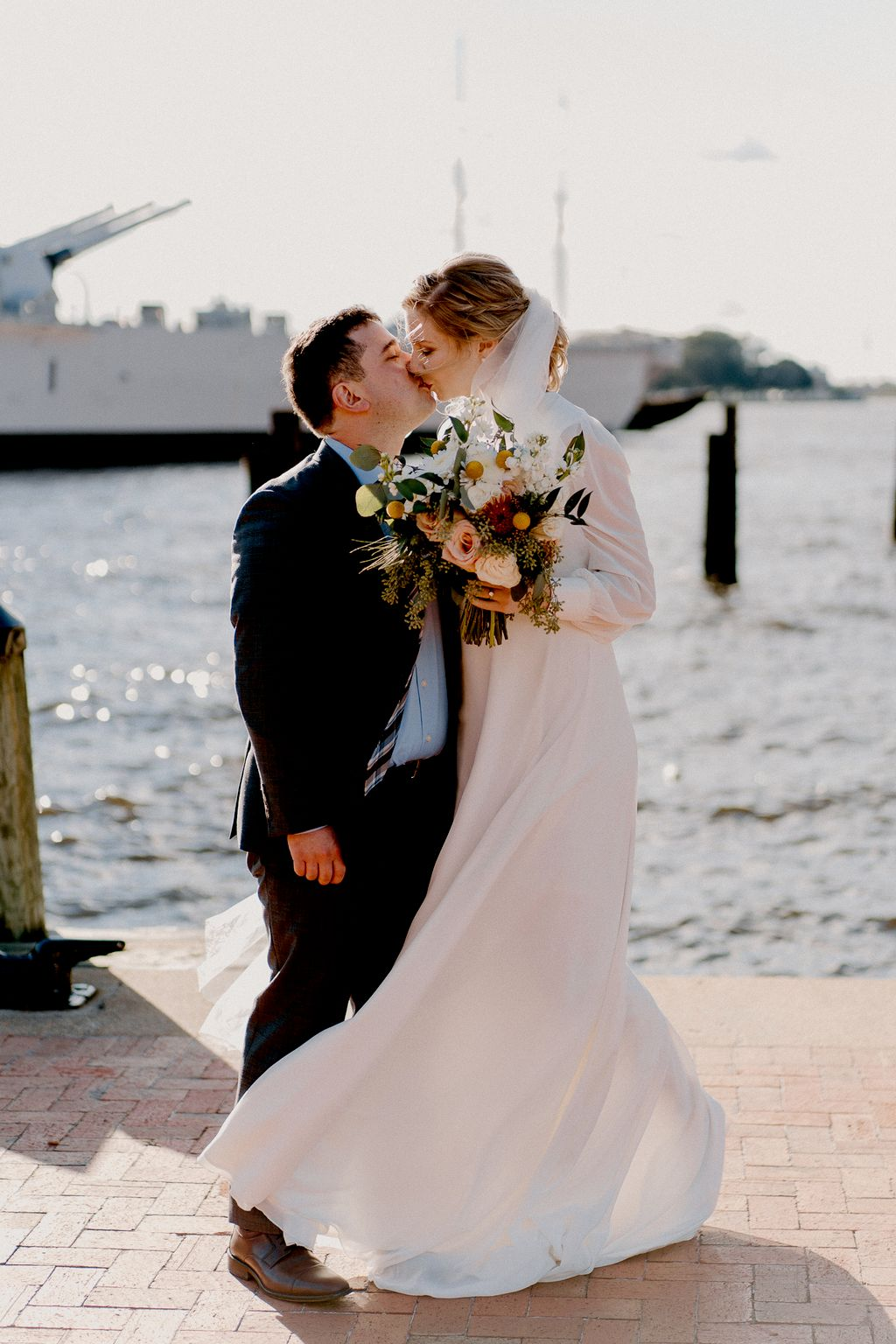 Post-Courthouse Wedding