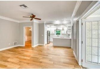 European White Oak, Carpet and Tile Update Fabulous S Tampa Home