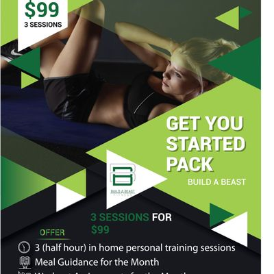 Avatar for $33 In Home Personal Training