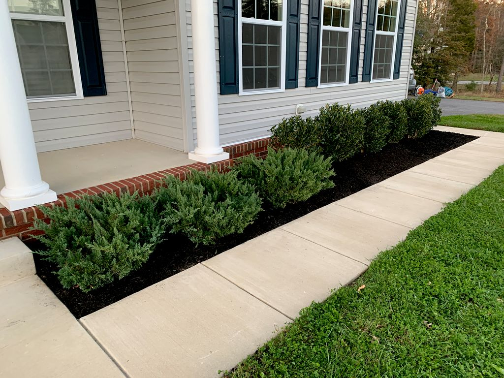 Fall Cleanup and Mulching