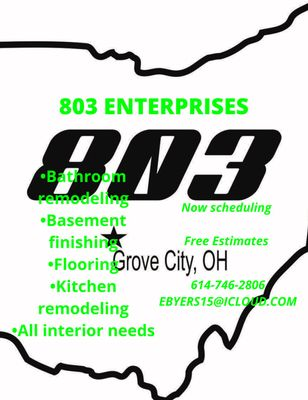 Avatar for 803 Enterprises