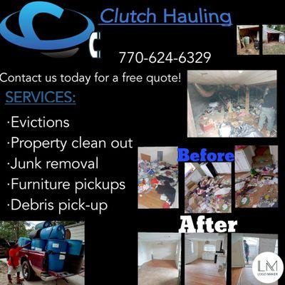 Avatar for Clutch hauling