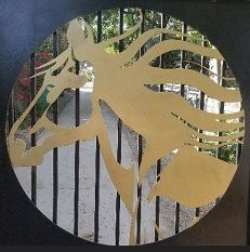 Gate Entrance - secured