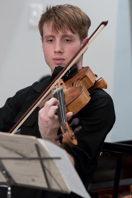 Harry Mack, Piano & Violin