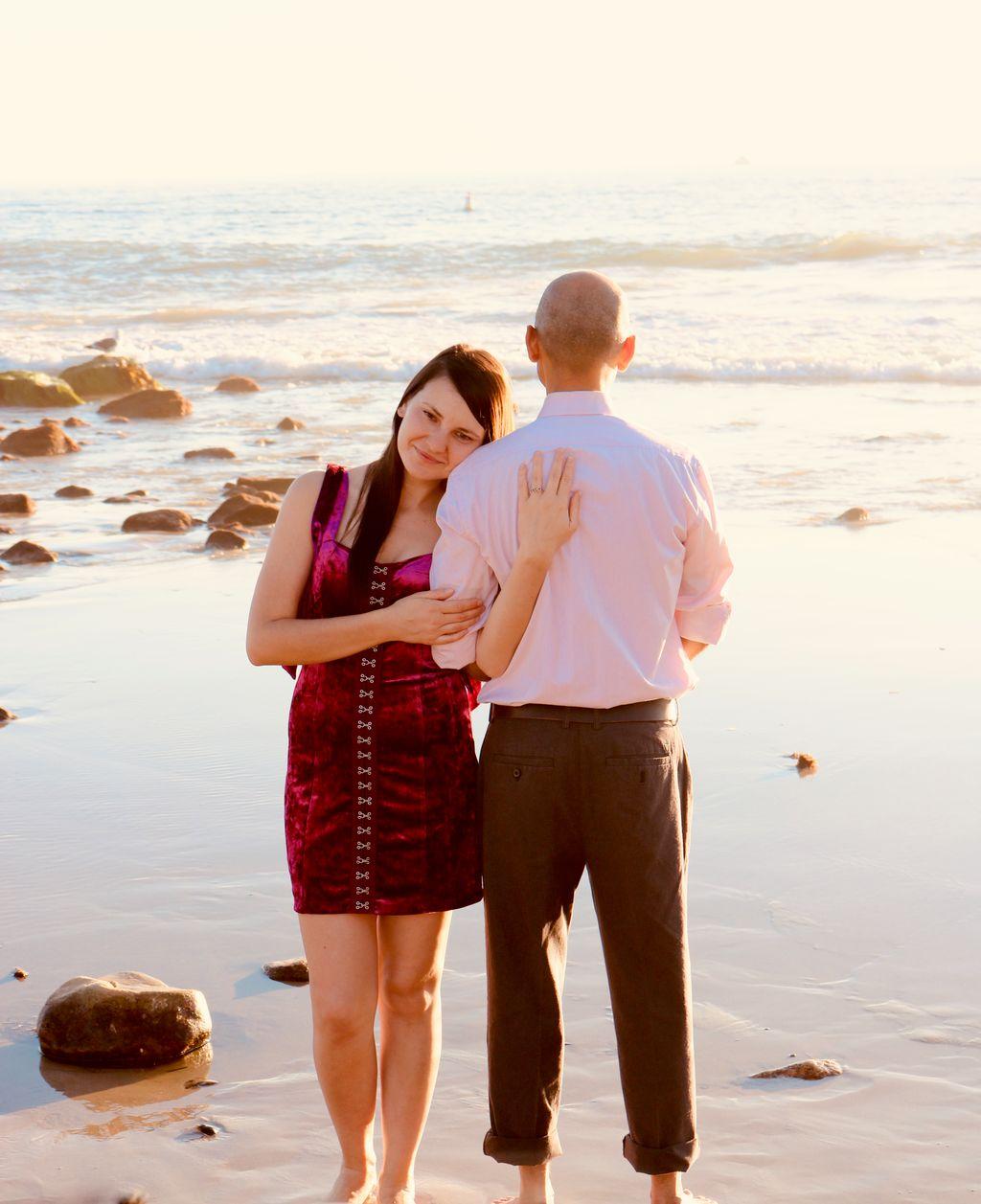 Couples Video Shoot